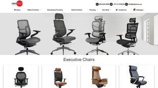 High Moon Office Chairs