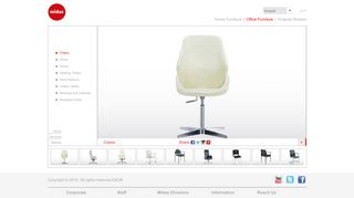 Midas Office Chairs