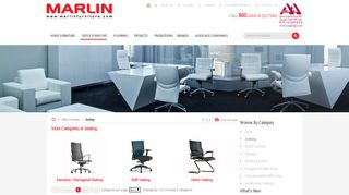 Marlin Office Seating