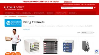 Altimus Office Cabinets